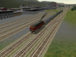 Complex trackwork and detailed scenery are two big pro's for this route